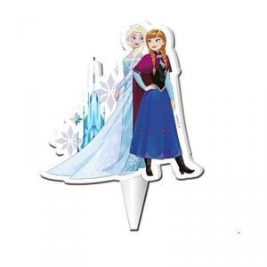Candelina per torta Frozen