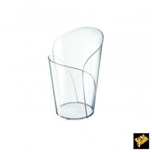Bicchierino Blossom Trasparente