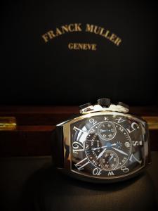 Orologio secondo polso Frank Muller Casablanca Mariner