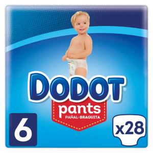 Dodot Pants T-6 28 Unità