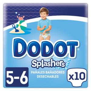 Dodot Splashers T-5 10 Unità