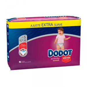 Dodot Activity Pants T-5 40 Unità