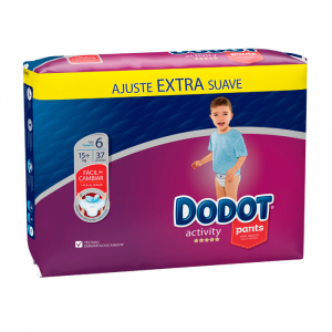 Dodot Activity Pants T-6 37 Unità
