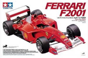 FERRARI F1 F2001