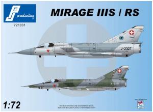 Mirage IIIS/RS