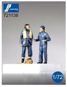RAF Pilot & Mechanic