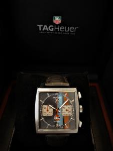 Orologio secondo polso Tag Heuer Monaco LIMITED EDITION