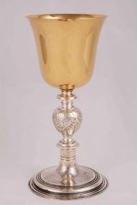 Calice Liturgico in Argento BROLOS600
