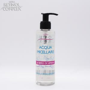 Retinol Complex Acqua Micellare al Siero di Vipera 200 ml
