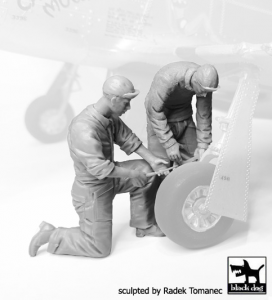 Mechanics personnel USAAF