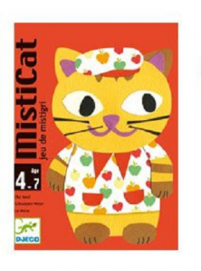 DJECO GIOCO DI CARTE - MISTICAT DJ05141