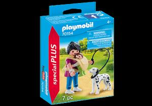 PLAYMOBIL MAMMA A PASSEGGIO 70154