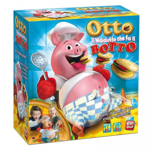GOLIATH OTTO IL MAIALOTTO CHE FA IL BOTTO COD. 30703