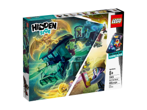 LEGO HIDDEN SIDE ESPRESSO FANTASMA 70424
