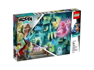 LEGO HIDDEN SIDE IL LICEO STREGATO DI NEWBURY 70425