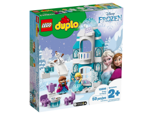 LEGO DUPLO IL CASTELLO DI GHIACCIO DI FROZEN 10899