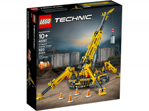 LEGO TECHNIC GRU CINGOLATA COMPATTA 42097