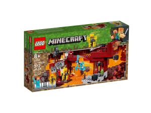 LEGO MINECRAFT IL PONTE DEL BLAZE 21154