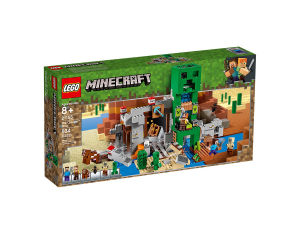 LEGO MINECRAFT LA MINIERA DEL CREEPER 21155