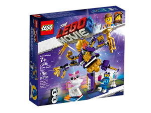 LEGO MOVIE PARTY CREW SORELLARE 70848