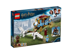 LEGO HARRY POTTER LA CARROZZA DI BEAUXBATONS: ARRIVO A HOGWARTS 75958