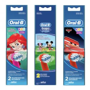 Oral-B Kids Brush Heads 2 Unità