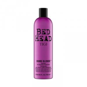 Tigi Bed Head Dumb Blonde Shampoo Damaged Hair 750ml