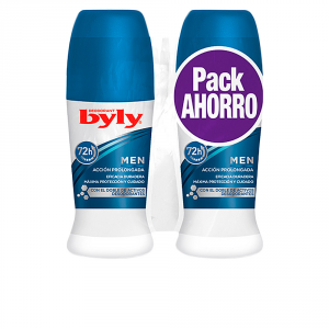 Byly For Men Desodorant Roll On 2x50ml
