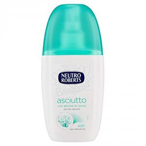 Neutro ROBERTS Deodorante vapo Asciutto 75 ml