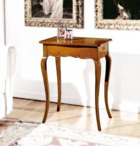 Tavolino Luigi XV con cassetto