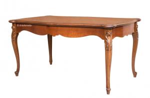 Tavolo rettangolare sagomato 166-246 cm