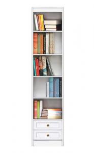 Libreria modulare con 2 cassetti