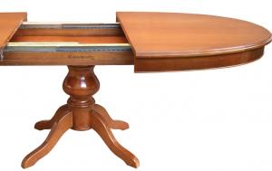 Tavolo ovale Luigi Filippo