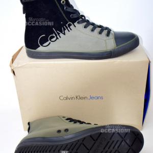 Scarpe Uomo Calvin Klein N 45