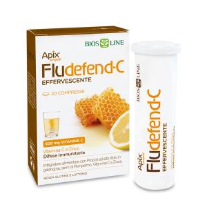 Apix Propoli Fludefend-C Effervescente