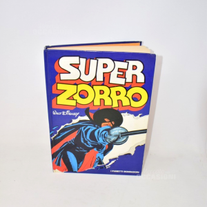 Fumetto Super Zorro Wlt Disney