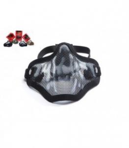 maschera protettiva a rete skull