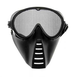 maschera protettiva completa in plastica
