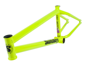 Sunday Street Sweeper Telaio | Colore Fluo Yellow