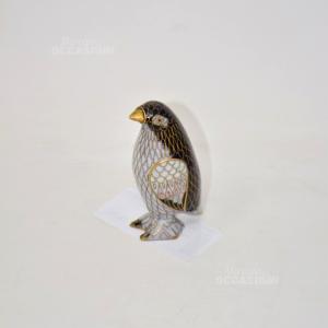Pinguino In Ceramica