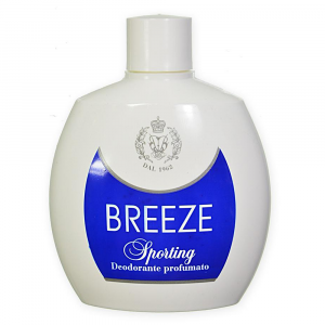 BREEZE Sporting Deodorante Squeeze 100ml