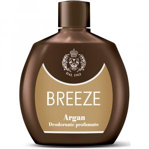 BREEZE Argan Deodorante Squeeze 100ml
