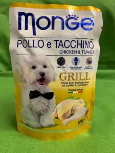POLLO & TACCHINO 100gr