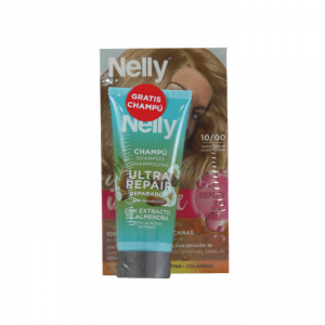 Nelly Dye Crème Intense 10.00 Platinum Blonde Set 2 Parti