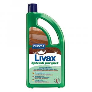 LIVAX Nuncas Cera Protettiva Splendi Parquet 1000 ml