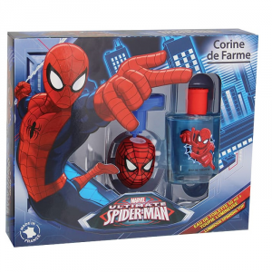 Marvel Spiderman Eau De Toilette Spray 50ml Set 2 Parti 2019