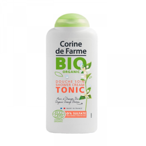 Corine De Farme Bio Organic Tonic Shower Cream 300ml