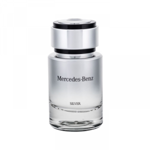 Mercedes-Benz Silver Eau De Toilette Spray 75ml
