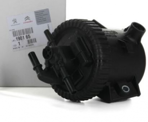 Filtro carburante motori PSA 2.0HDI,  2,2HDI, ORIGINALE, 9643496480, 190165,