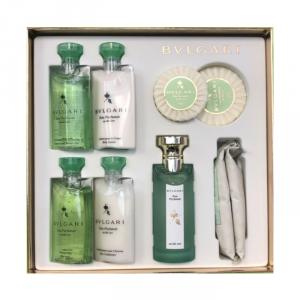 Bvlgari Eau Parfumée Au Thé Vert Eau De Cologne Spray 75ml Set 9 Parti 2019